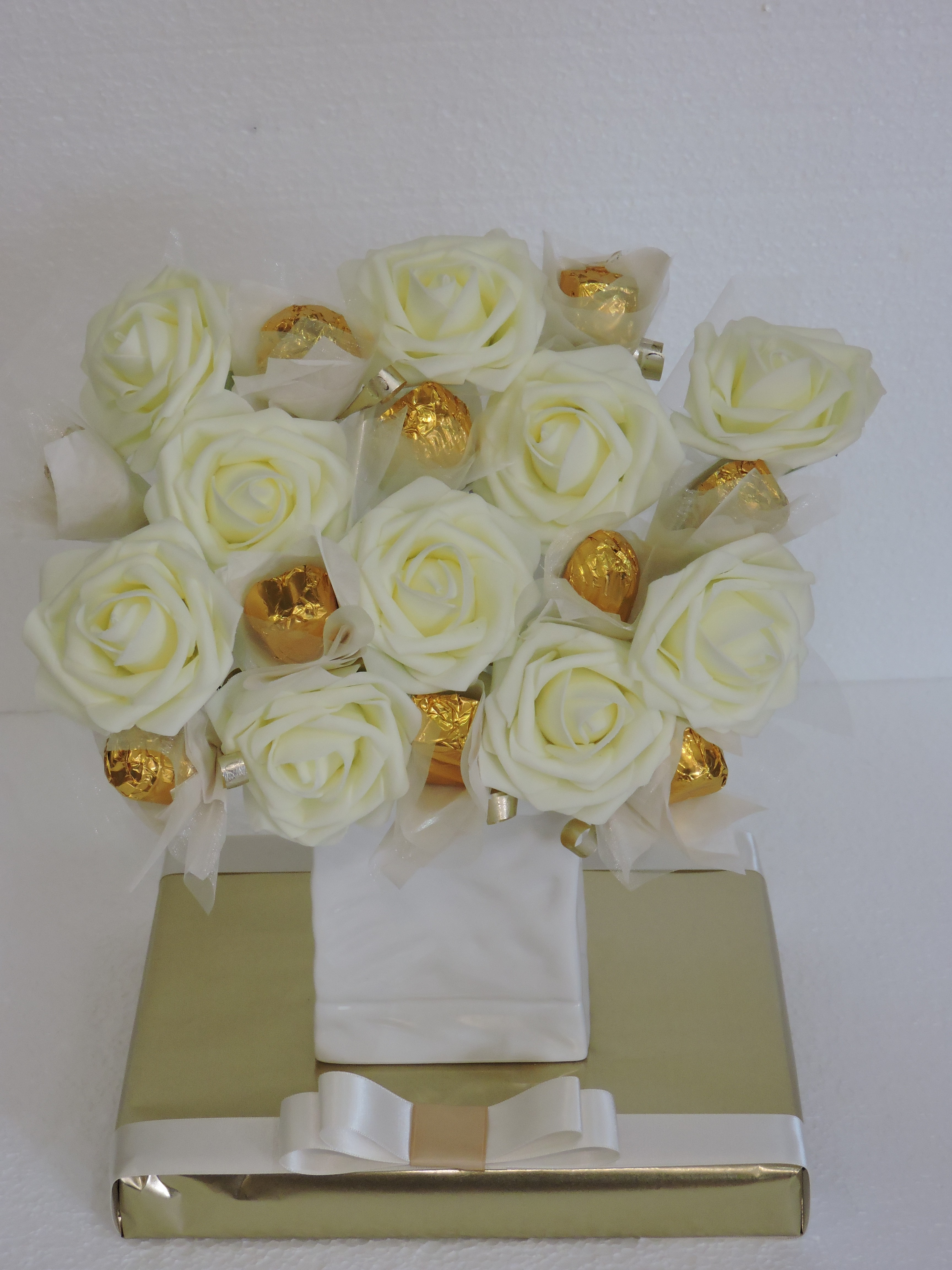 Rose Chocolate Bouquet