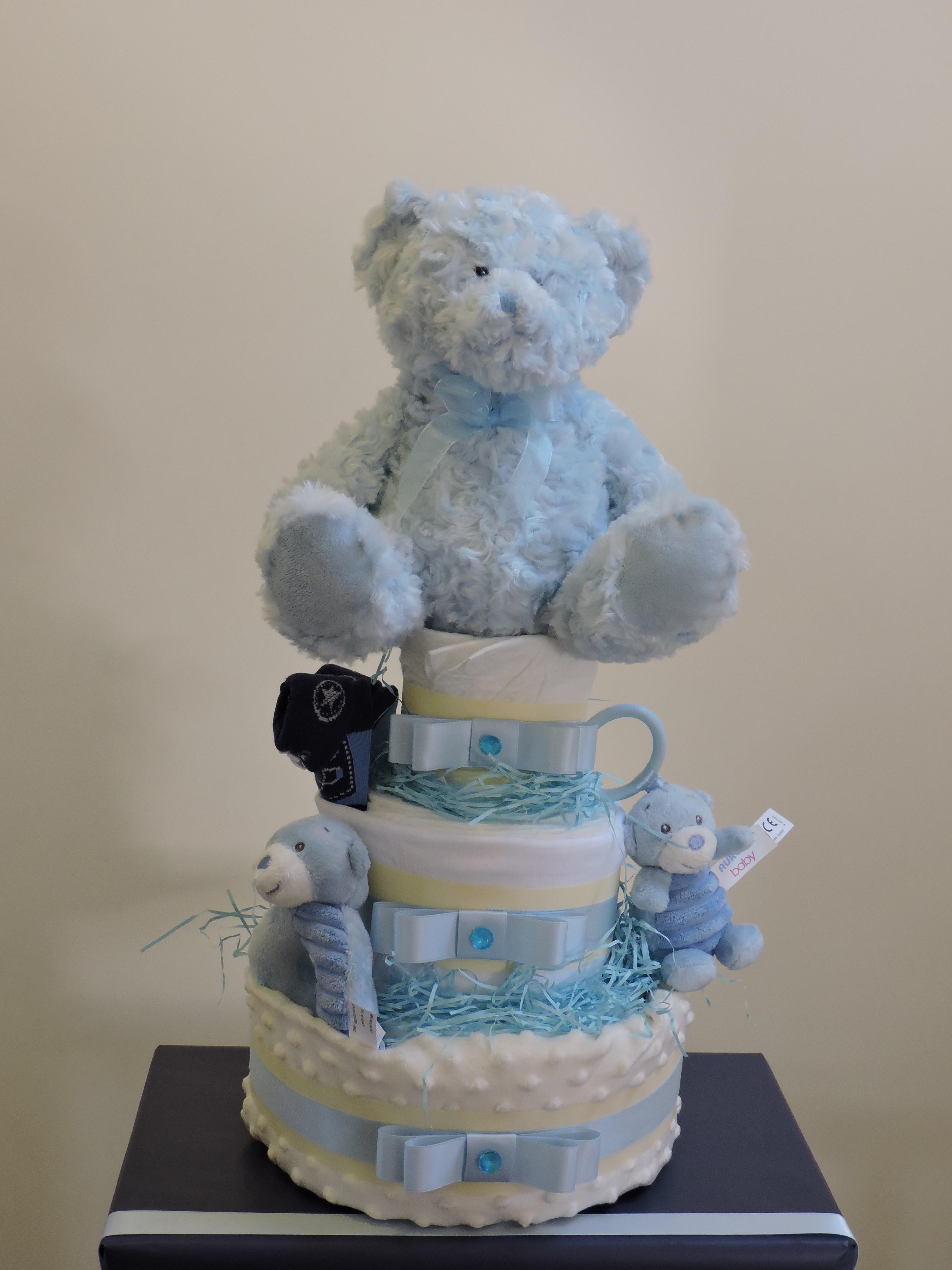 Too Cute Nappy Cake