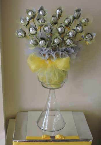 Hurricane Chocolate Bouquet