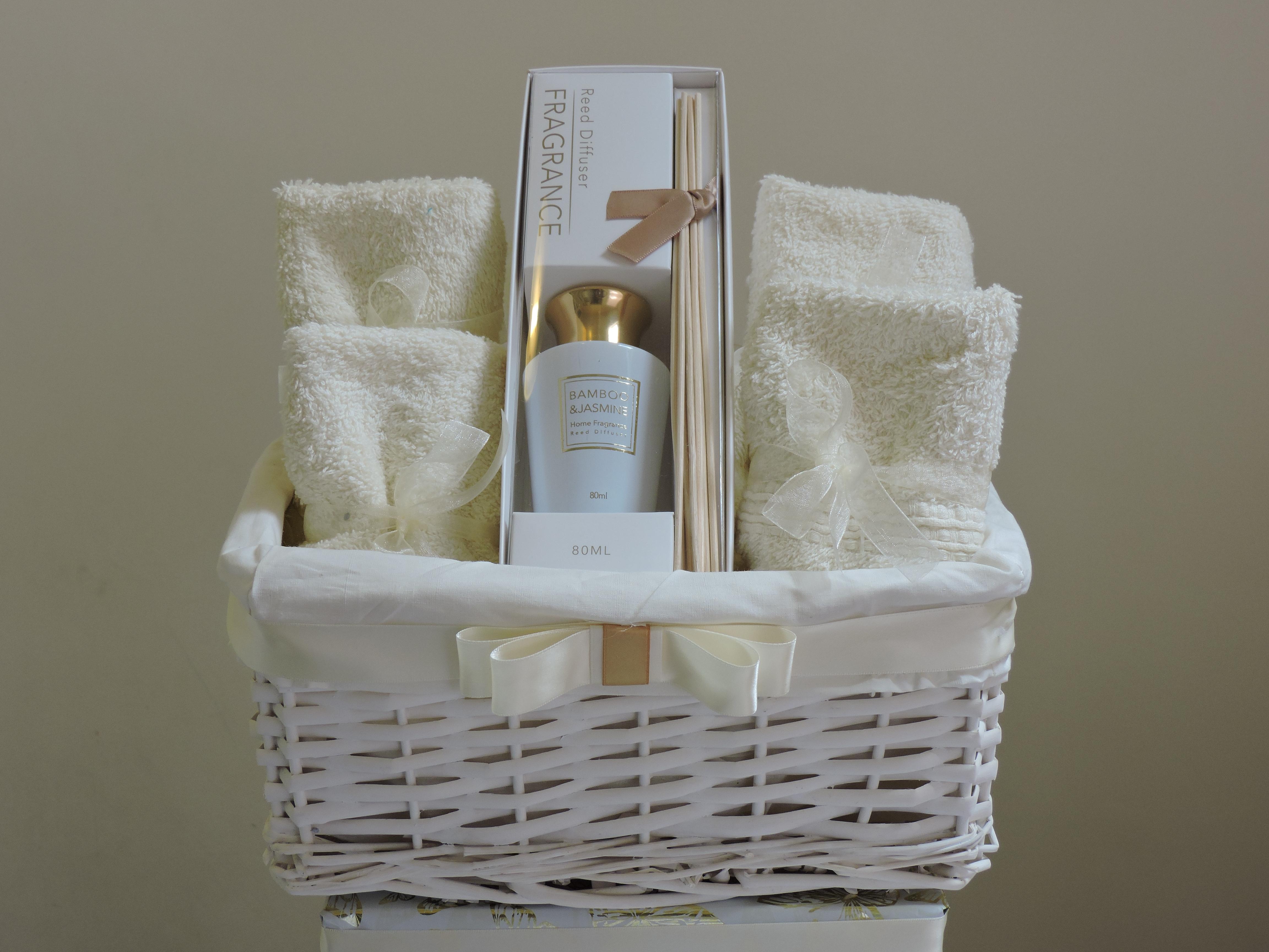 Diffuser & Towel Gift