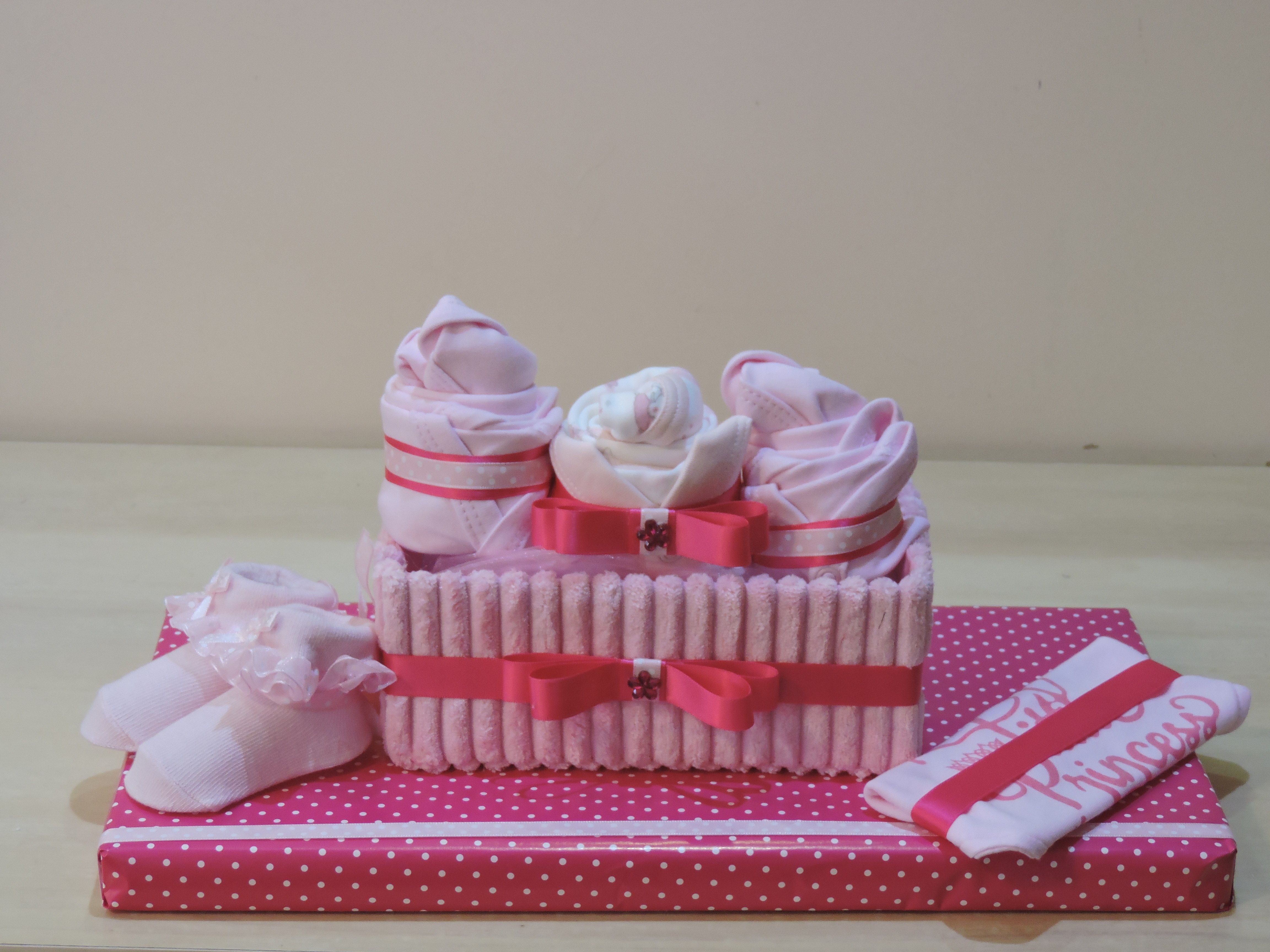 Cupcake Gift Set (pink)