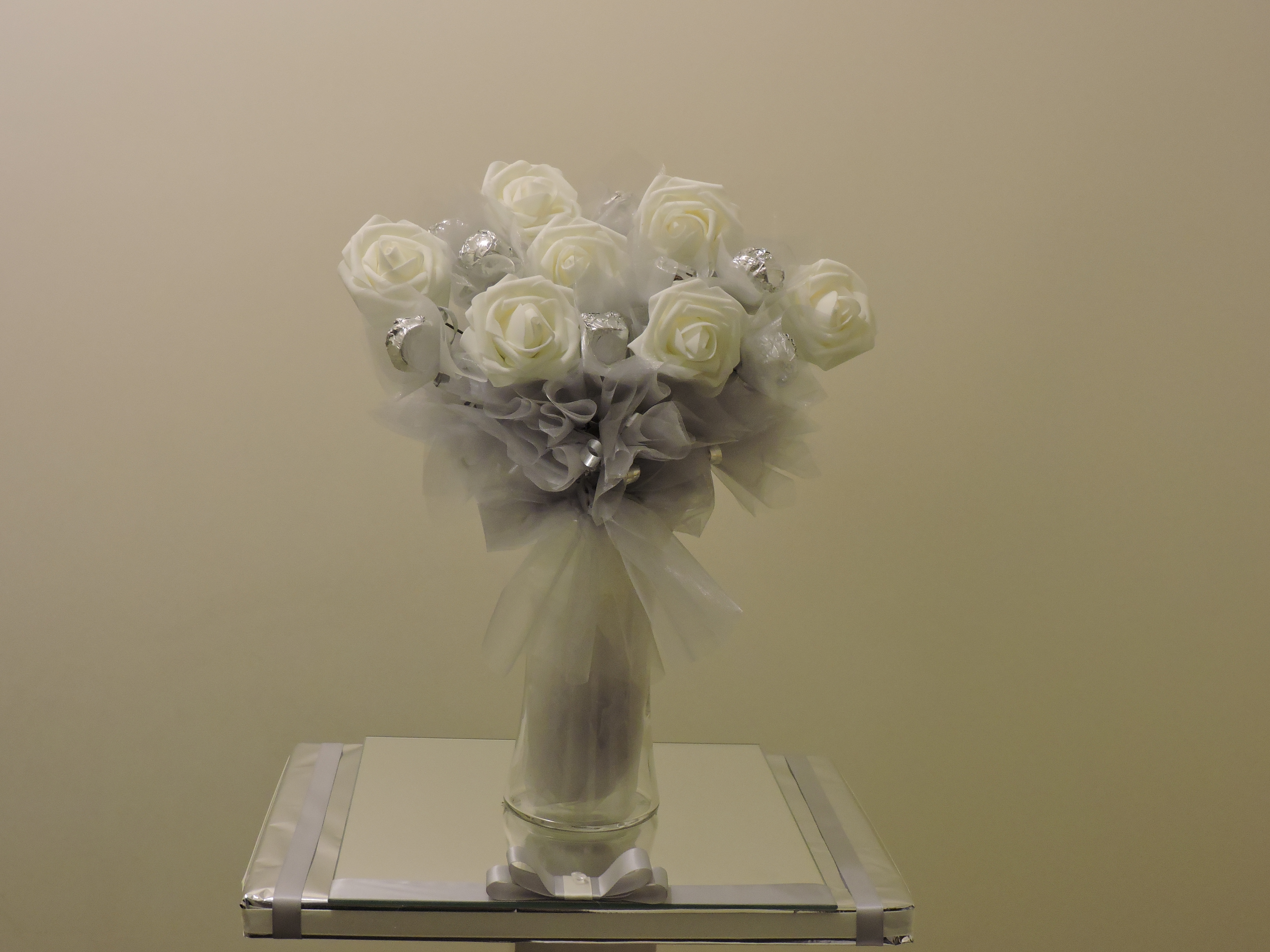 Cream Rose Bouquet