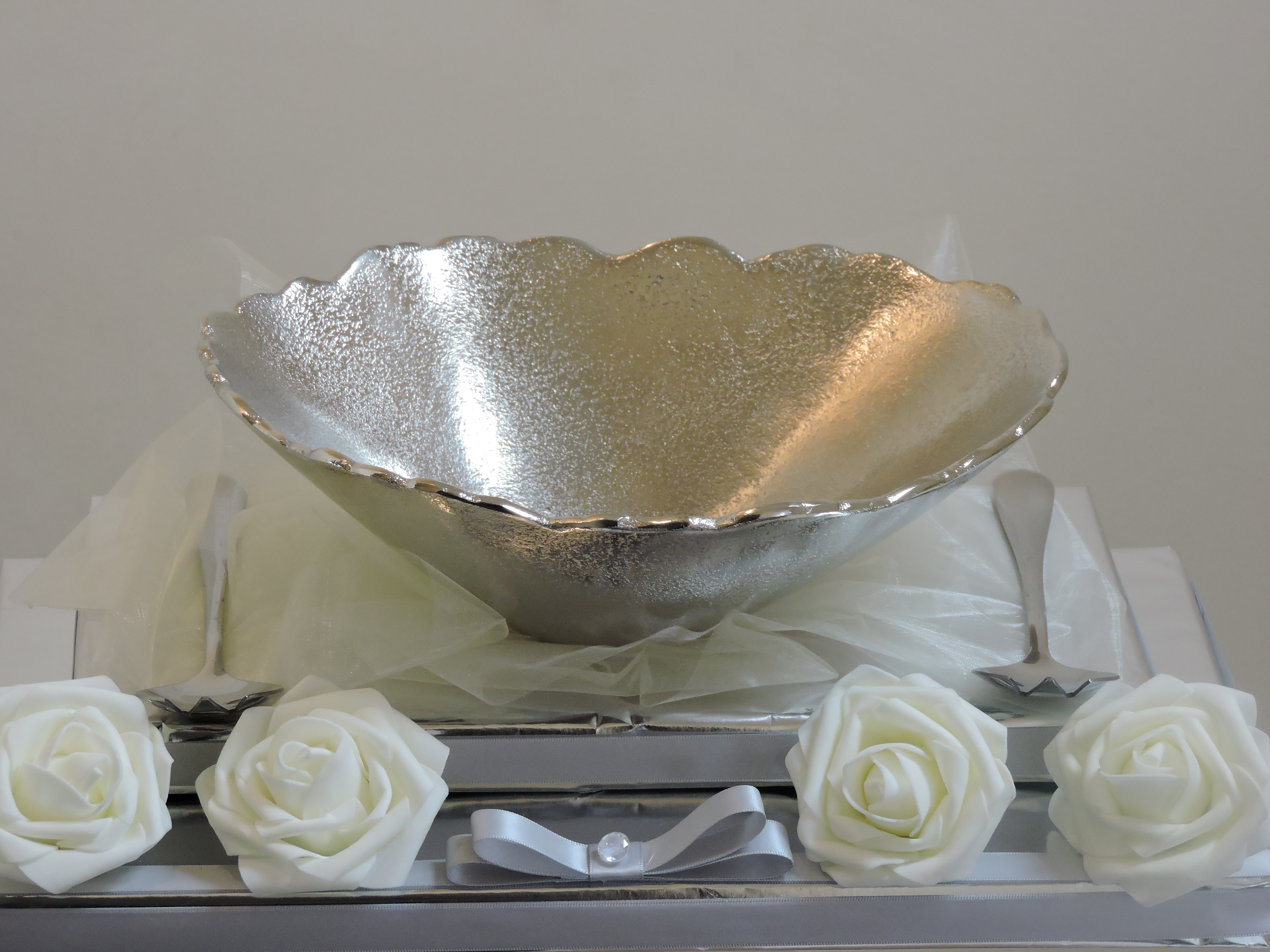 Nickel Salad Bowl Gift
