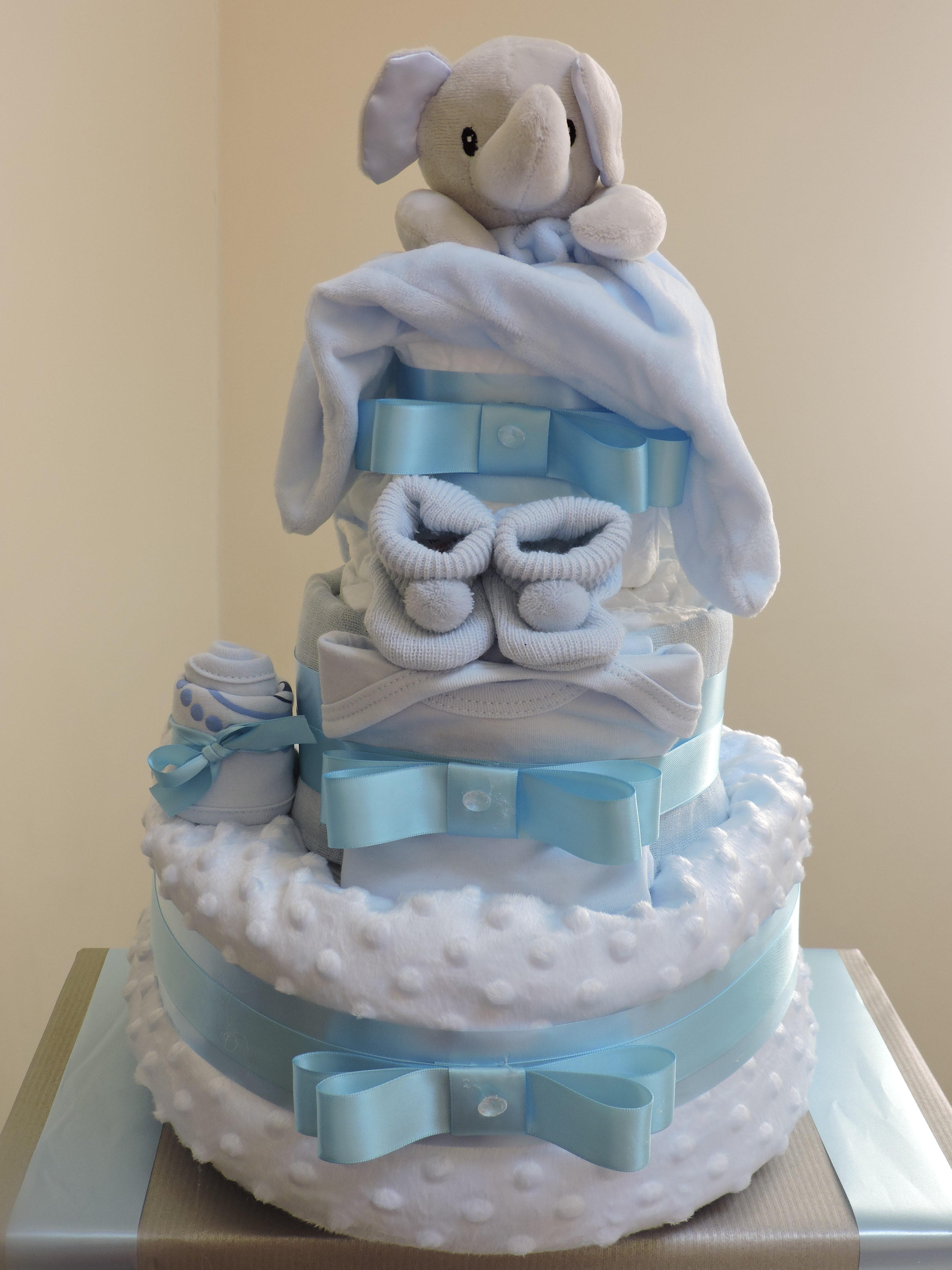 Ellie Nappy Cake
