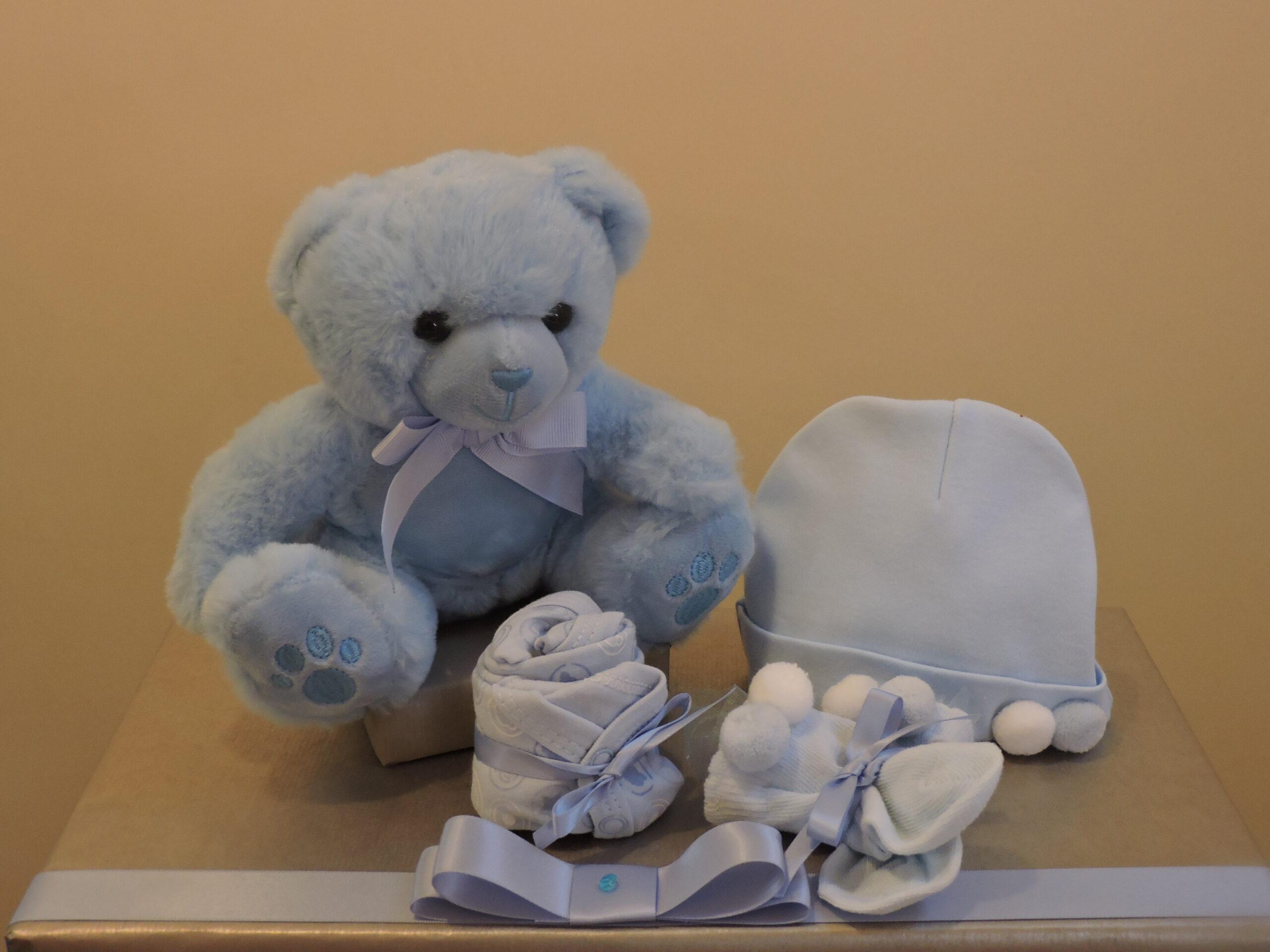 Bear n Hat Gift 1