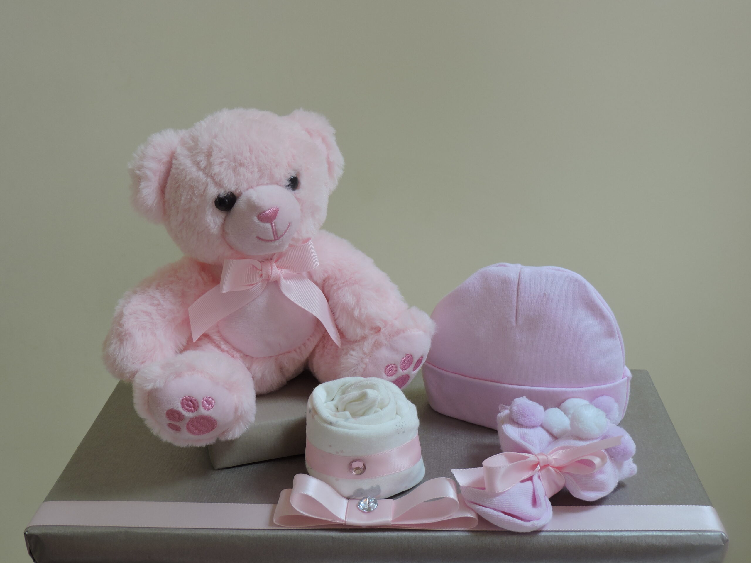 Bear n Hat Gift
