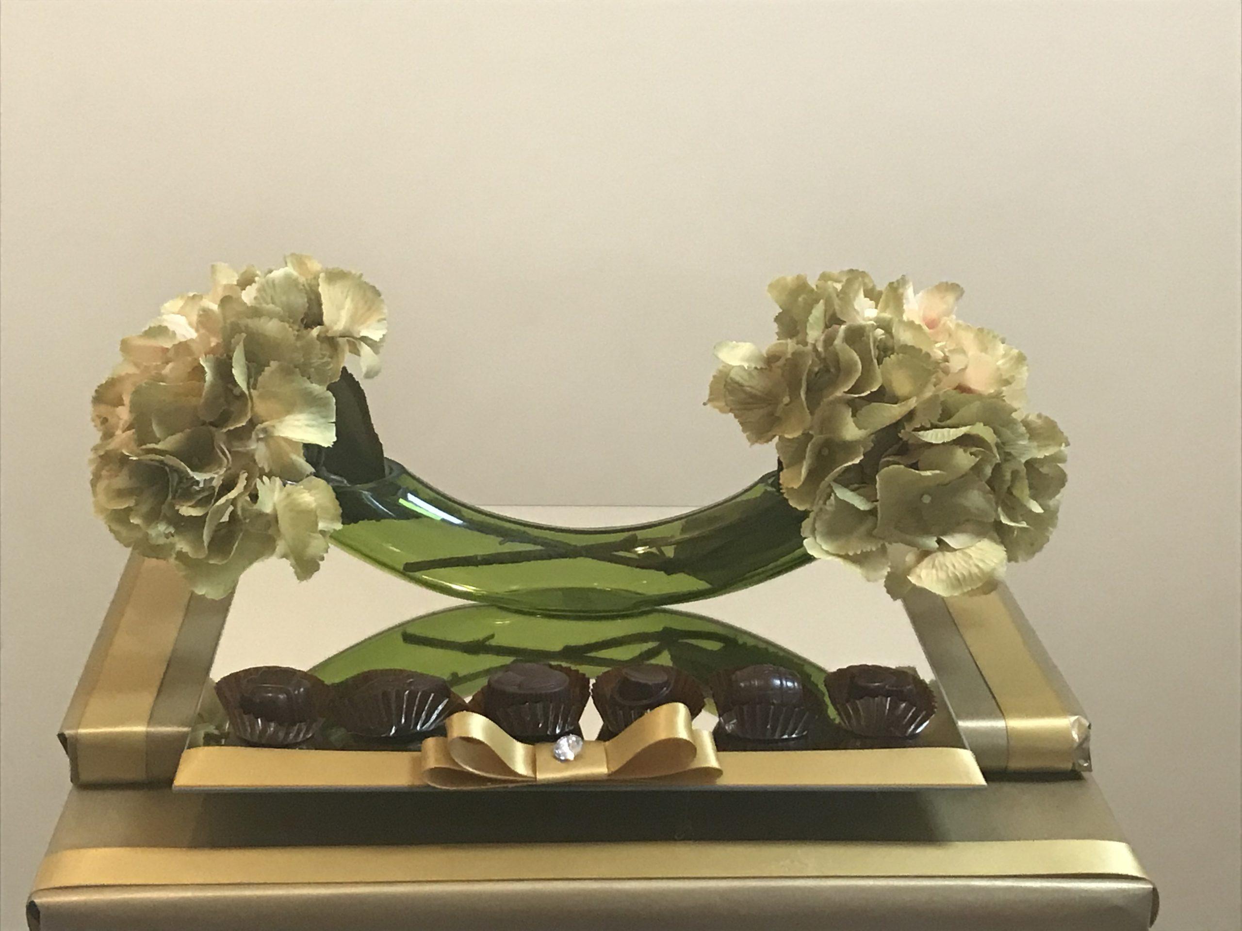 Hydrangea & Pralines