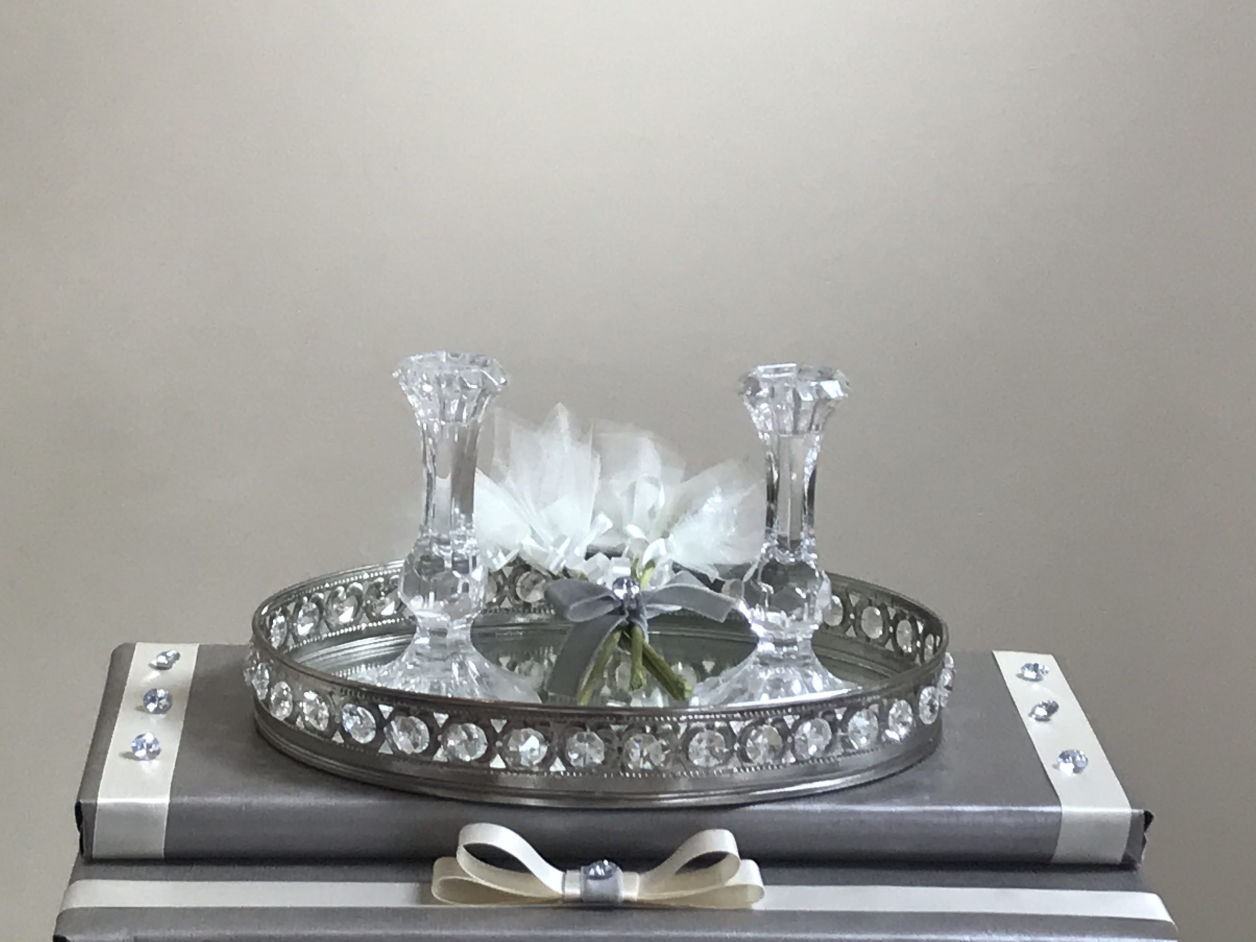 Candlestick & Tray gift