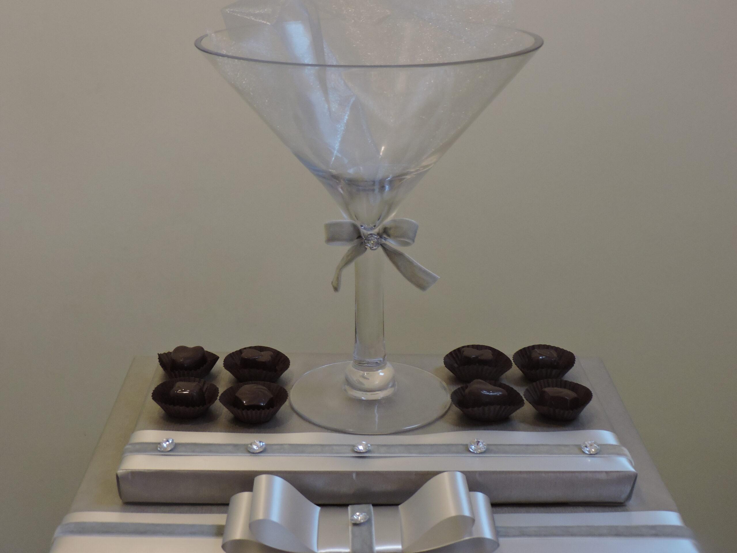 Goblet & Chocolates