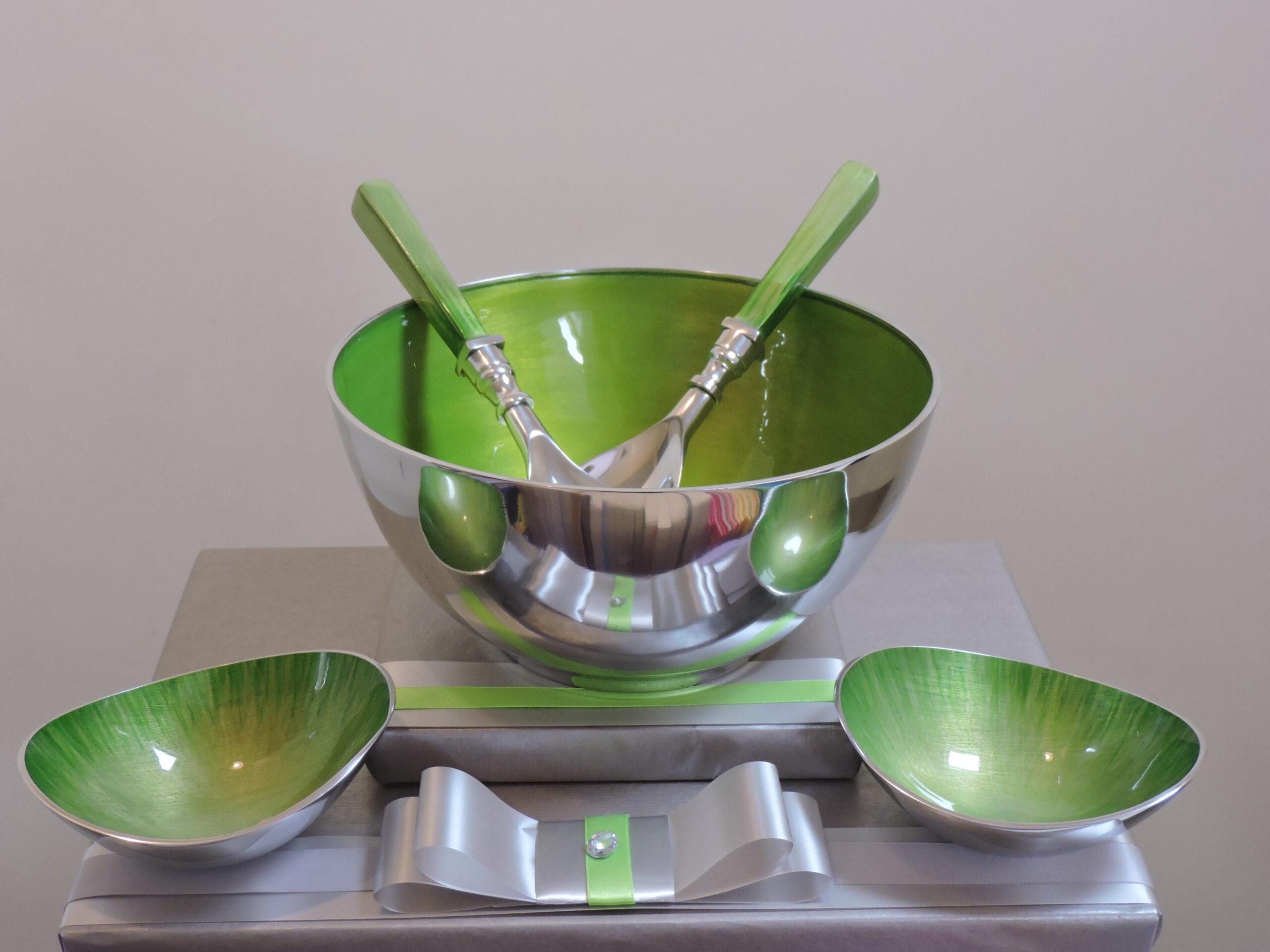 Lime Salad & Dip Set