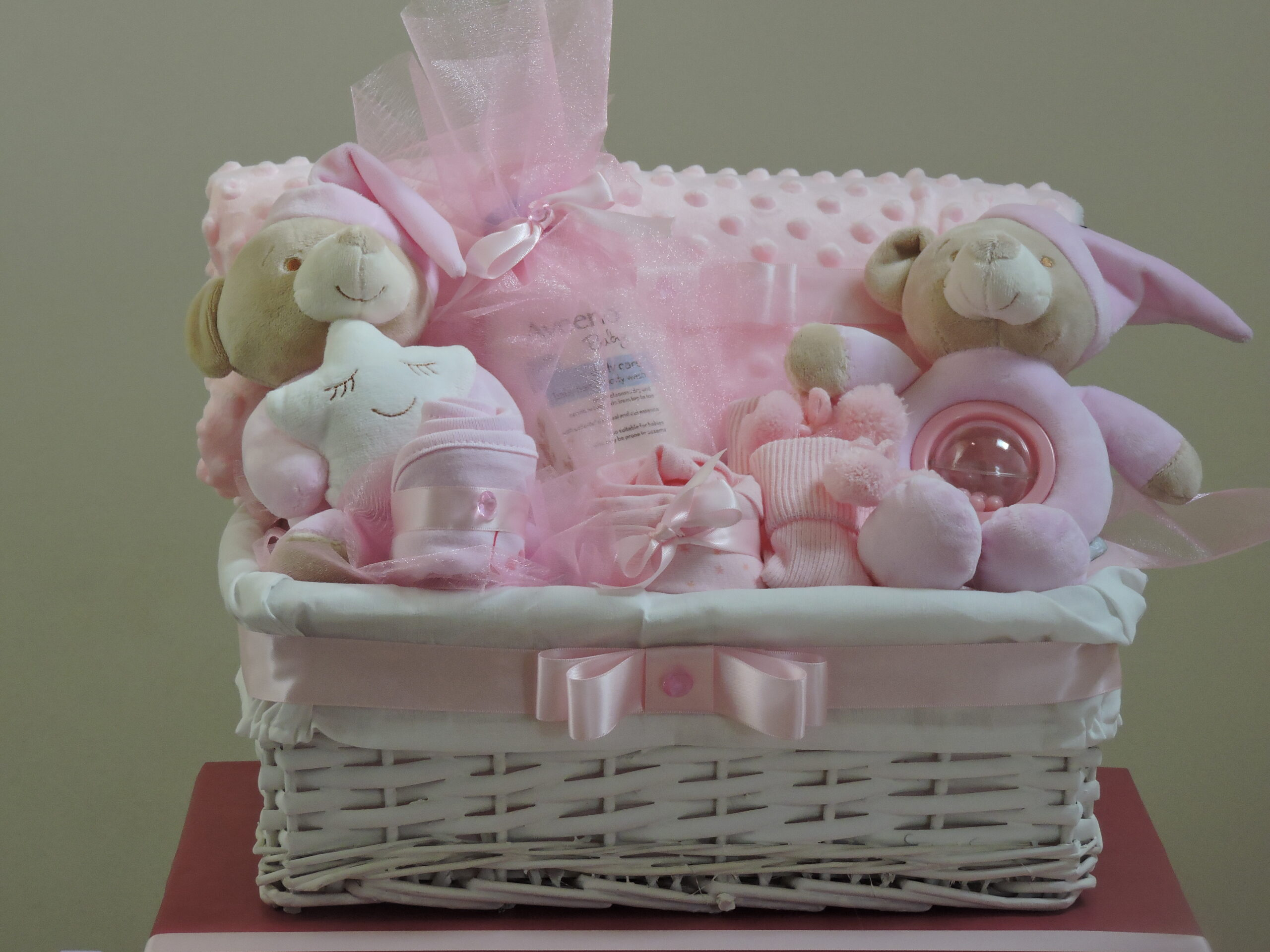 Baby Bear Basket