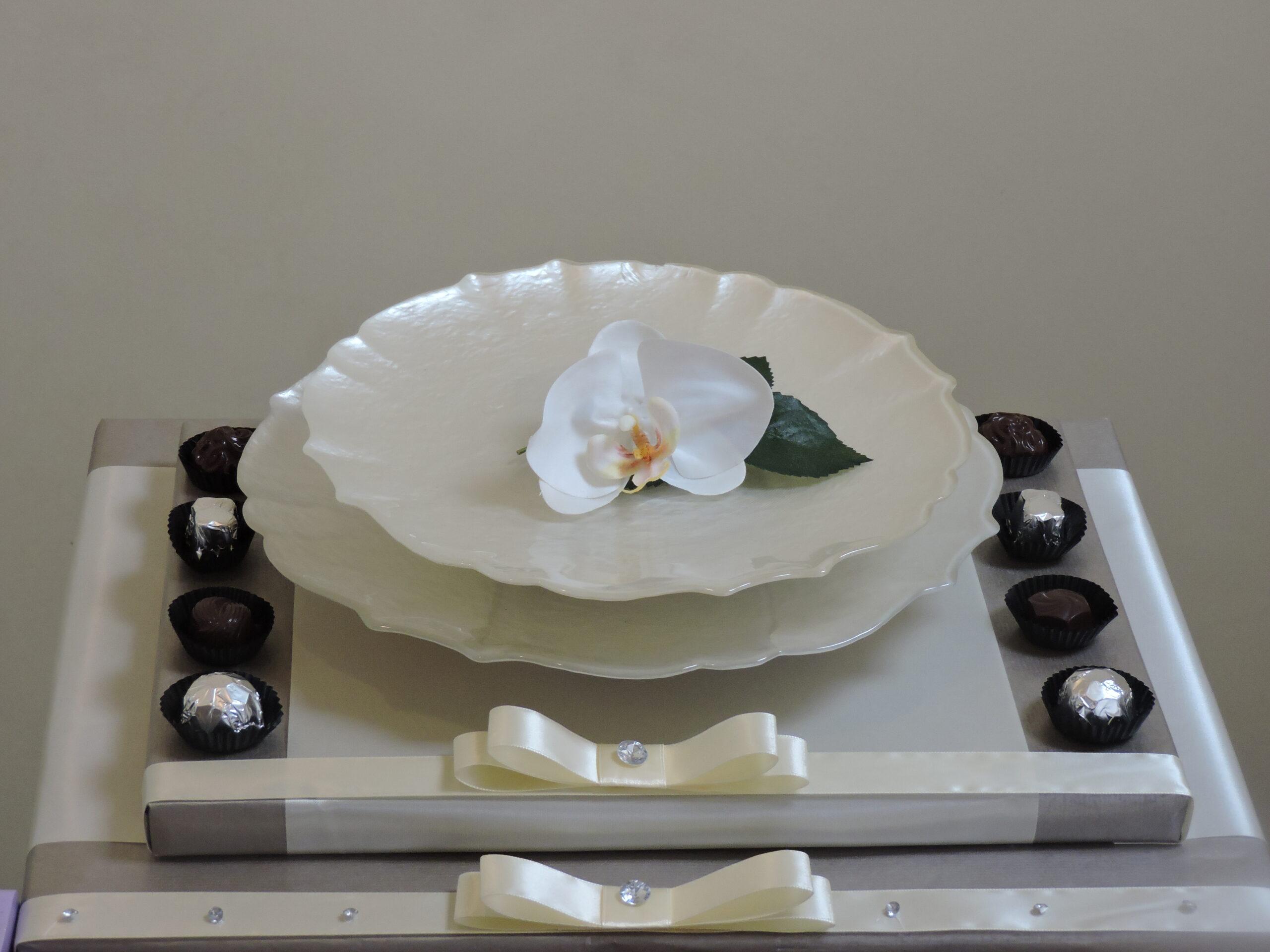 Ivory Platter Gift