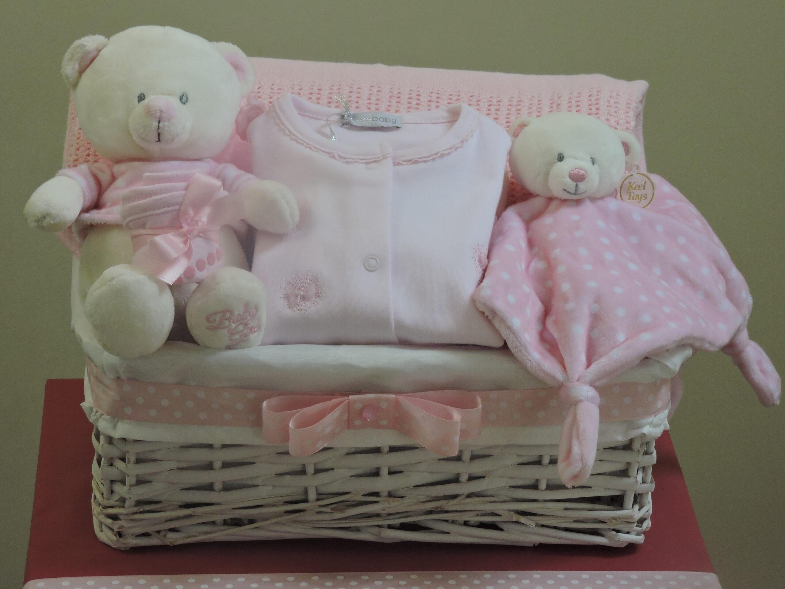 Pink Cuddles