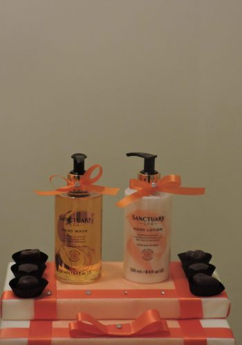 The Sanctuary Hand Care Gift