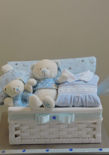 Cuddles Baby Basket