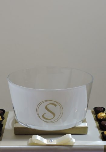 Personalised Salad Bowl Gift
