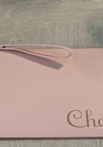 Personalised Clutch Bag