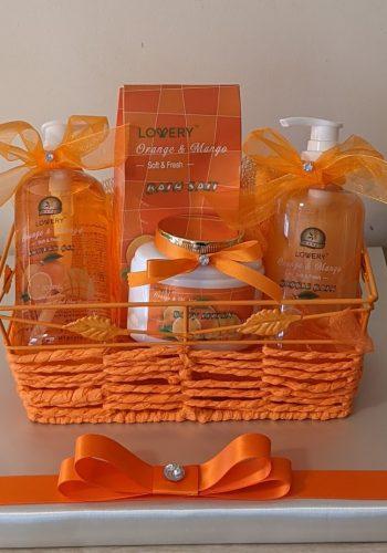 Orange & Mango Spa Gift