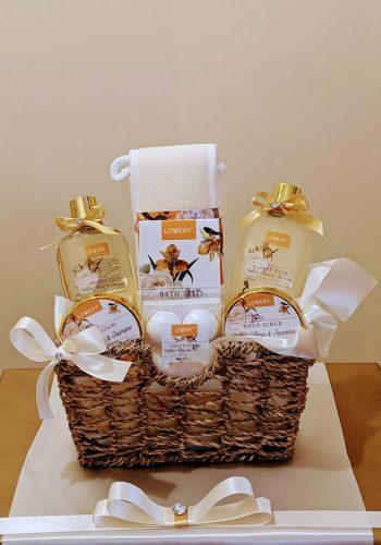 White Rose & Jasmine Spa Gift