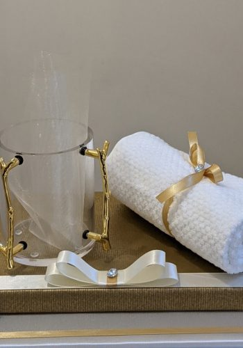 Gold Twig Washing Cup Gift