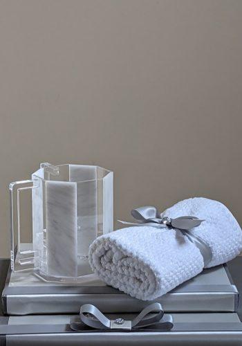 Hexagon Washing Cup Gift